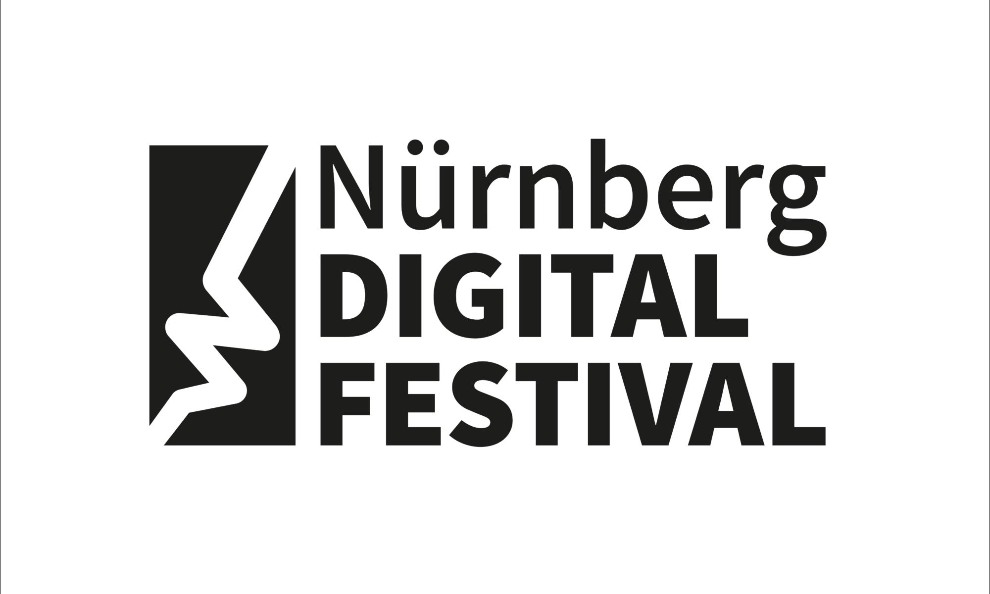 Logo Nürnberg Digital Festival (NUE digital GmbH)