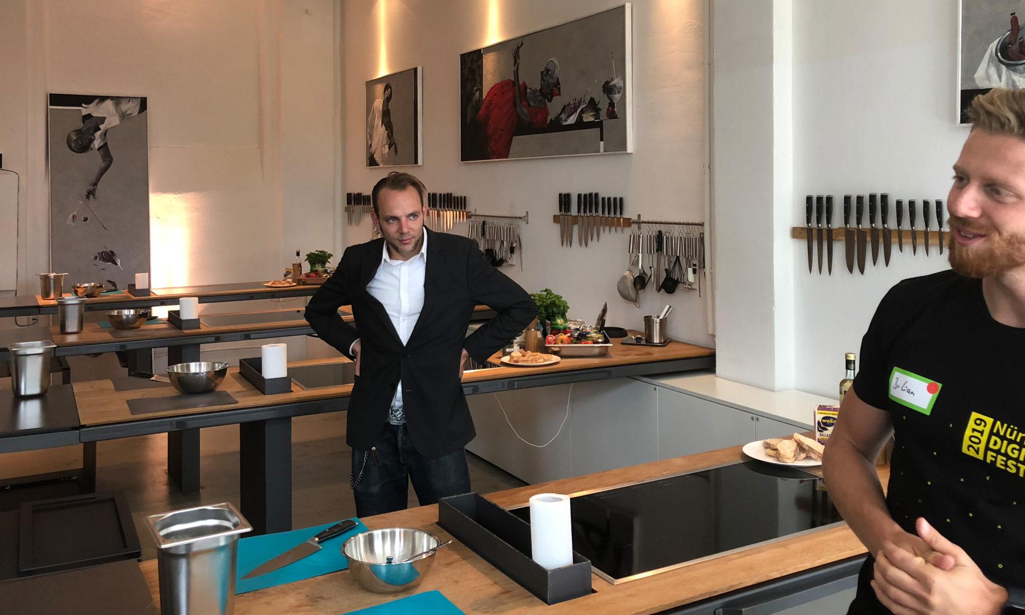 Agile Kitchen mit Julian Knorr von onestoptransformation.com